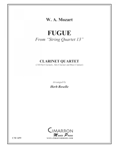 Fugue from String Quartet 13