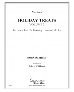 Holiday Treats, Volume 3