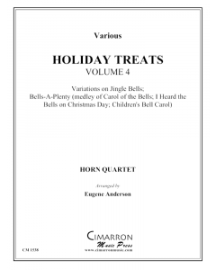 Holiday Treats, Volume 4