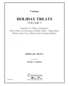 Holiday Treats, Volume 5