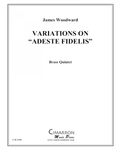 Variations on Adeste Fidelis