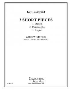 3 Short Pieces