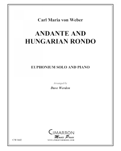Andante and Hungarian Rondo