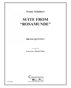"Suite from ""Rosamunde"""