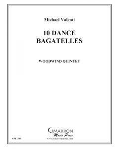 10 Dance Bagatelles