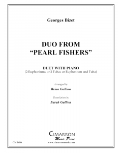 "Duo from ""Pearl Fishers"""