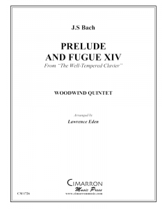 Prelude and Fugue XIV