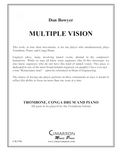 Multiple Vision
