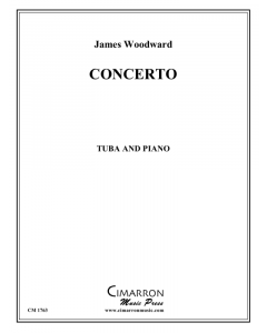 Woodward - Concerto for tuba and piano