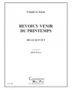 Revoicy Venir Du Printemps