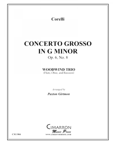 Concerto Grooso in G Minor