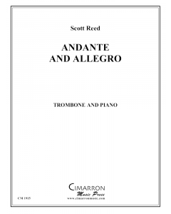 Andante and Allegro