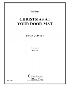 Christmas at Your Doormat