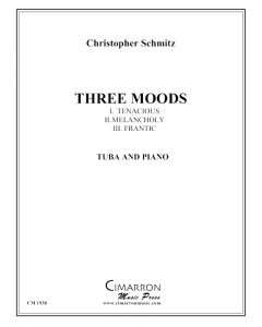 Three Moods for tuba and piano