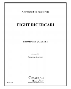 Eight Ricercari