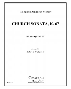 Church Sonata, K. 67
