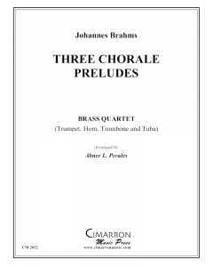 Three Chorale Preludes