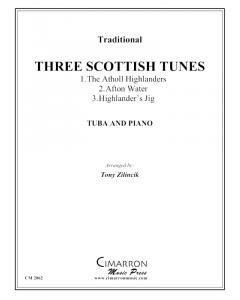 Three Scottish Tunes