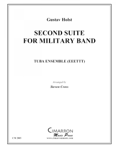 Second Suite for Military Band