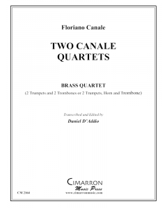 Two Canale Quartets
