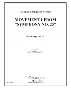 "Movement 1 from ""Symphony No. 25"""