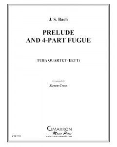 Prelude and 4-Part Fugue