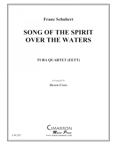 Song of the Spirit Over the Waters