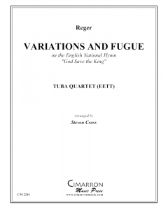 Variations and Fugue