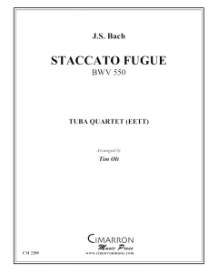 Staccato Fugue