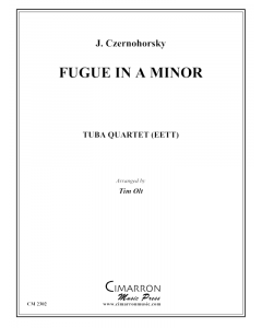 Fugue in A minor