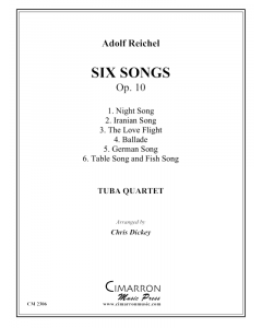 Six Songs, Op. 10