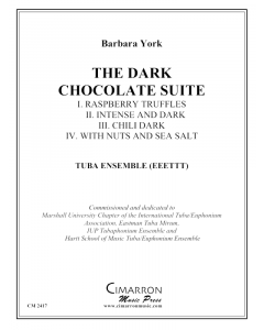 The Dark Chocolate Suite