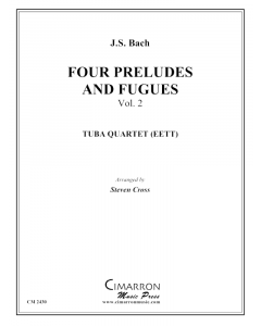 Four Preludes and Fugues, Vol. 2