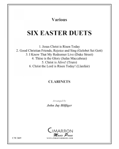 Six Easter Duets
