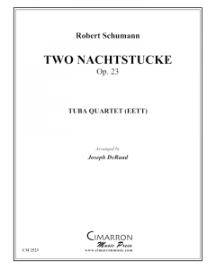 Nachstucke I and II