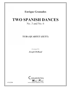 Two Spanish Dances