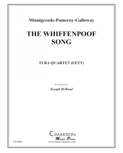 Whiffenpoof Song, The