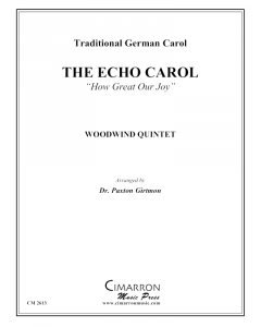 Echo Carol (How Great Our Joy)