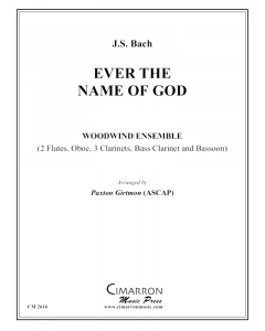 Ever the Name of God