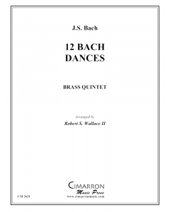 Suite of Bach Dances