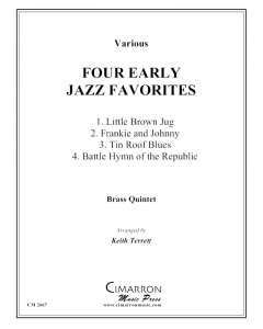 Four Early Jazz Favorites