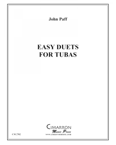Easy Duets For Tuba
