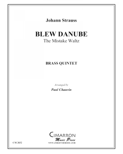 Blew Danube (The Mistake Waltz)