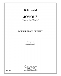 Joyous (Joy to the World)
