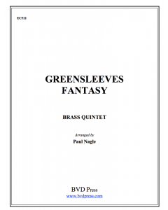 Greensleeves Fantasy