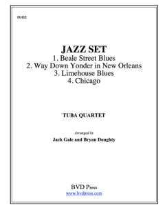 Jazz Set (tuba quartet)