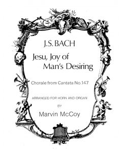Shipped - Jesu, Joy of Man's Desiring