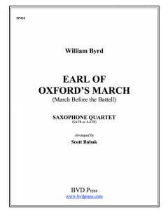 Earl of Oxford's March