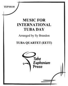 Shipped - Music for International Tuba Day