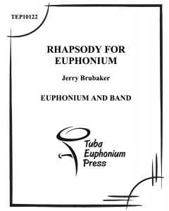 Shipped - Rhapsody for Euphonium